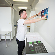 23.05.2016<br /> Limerick School of Art and design (LSAD) Visual Communications graduate, Mark Lynch, Nenagh Co. Tipperary. Picture: Alan Place/Fusionshooters