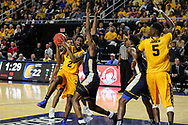 February 3, 2018 - Johnson City, Tennessee - Freedom Hall: ETSU forward David Burrell (2)<br /> <br /> Image Credit: Dakota Hamilton/ETSU