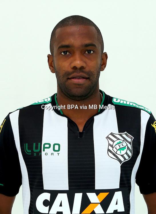 Brazilian Football League Serie A / <br /> ( Figueirense Futebol Clube ) - <br /> Fabio Goncalves &quot; Fabinho &quot;