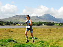 Derval Devanney 1st female home in Gaelforce West 2010 . Derval's time was 4hrs15mins....Pic Conor McKeown