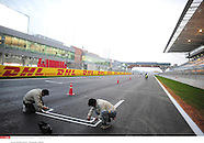 F1 - Korean GP Practice