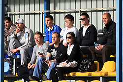 Dzengis Cavusevic, Rok Hanzic, Janez Aljancic and Dejan Nemec at 32th Round of Slovenian First League football match between NK Domzale and NK Hit Gorica in Sports park Domzale, on May 6, 2009, in Domzale, Slovenia. Gorica won 2:0. (Photo by Vid Ponikvar / Sportida)