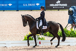 Cool Isabel, BEL, Aranco V<br /> World Equestrian Games - Tryon 2018<br /> © Hippo Foto - Dirk Caremans<br /> 12/09/18
