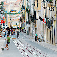 The other old town: Bairro Alto, Chiado, Bica