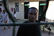 Ceuta, Spain 09/10/2009: CETI, Centro de Estiancia Temporal de Immigrantes<br /> &copy;Andrea Sabbadini
