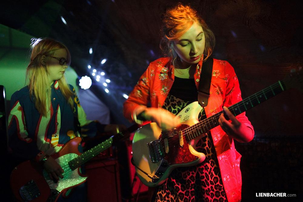 Those Dancing Days live @Yeah!Club @Rockhouse Salzburg. Photo: Wolfgang Lienbacher