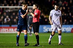 Tony Craig of Bristol Rovers - Mandatory by-line: Ryan Hiscott/JMP - 19/11/2019 - FOOTBALL - Hayes Lane - Bromley, England - Bromley v Bristol Rovers - Emirates FA Cup first round replay