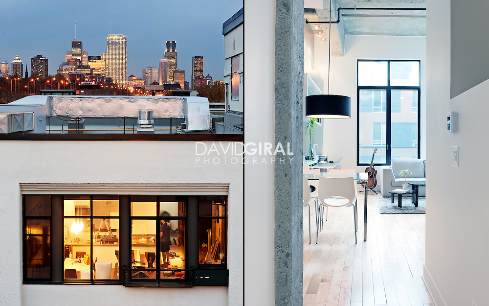 Architecture And Interiors Photography Montreal Lofts Imperials