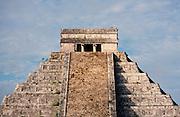 El Castillo, Chichen Itza, Mexico.