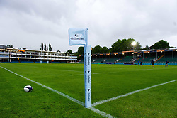 A general view of the Recreation Ground prior to the match - Mandatory byline: Patrick Khachfe/JMP - 07966 386802 - 24/08/2018 - RUGBY UNION - The Recreation Ground - Bath, England - Bath Rugby v Scarlets - Pre-season friendly