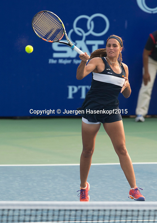 Monica Puig (PUR)<br /> <br /> Tennis - PTT Thailand Open 2015 - WTA -  Dusit Thani Hotel - Pattaya - Chonburi - Thailand  - 11 February 2015.