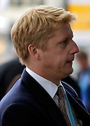 © Licensed to London News Pictures. 08/10/2012. Birmingham, UK Jo Johnson, brother of Boris Johnson Mayor of London, at The Conservative Party Conference at the ICC today 8th October 2012. Photo credit : Stephen Simpson/LNP