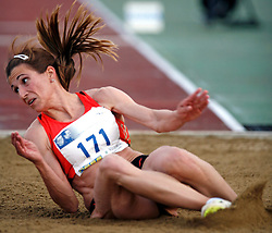Athlete Marija Sestak at 2nd Memorial Meeting of Matic Sustersic, on June 3, 2007, Ljubljana, Slovenia.   (Photo by Vid Ponikvar / Sportal Images).