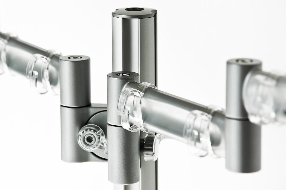 Integ modular monitor arm. Photo: Gareth Cooke/Subzero Group
