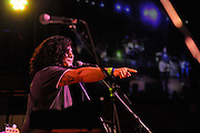 Former American Idol, Chris Medina, performs at 115th Bourbon St. in Merrionette Park, IL. Credit Gary Middendorf