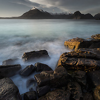 Elgol beach on the Isle of Skye