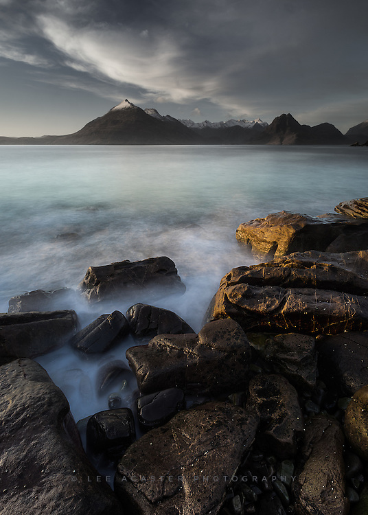 Elgol beach on the Isle of Skye