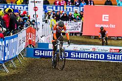 Cyclo-cross World Championships Tabor, Czech Republic, 1 February 2015, Photo by Thomas van Bracht / PelotonPhotos.com