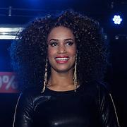 NLD/Amsterdam/20150203 - Uitreiking 100% NL Awards 2015, Sharon Doorson