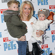 London, England,UK. 12th Nov 2016: Petmiere,Laura Hamilton attend the UK 'Petmiere' of The Secret Life of Pets to mark the Blu-ray and DVD release on Monday November 14th 2016 at Prince Charles Cinema, Soho,London,UK. Photo by See Li
