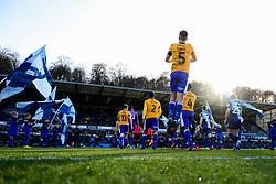 Tony Craig of Bristol Rovers prior to kick off - Mandatory by-line: Ryan Hiscott/JMP - 08/02/2020 - FOOTBALL - Adam's Park - High Wycombe, England - Wycombe Wanderers v Bristol Rovers - Sky Bet League One