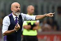 Stefano Pioli Fiorentina <br /> Milano 20-08-2017 Stadio Giuseppe Meazza <br /> Calcio Serie A Inter - Fiorentina Foto Andrea Staccioli Insidefoto