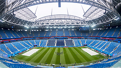 July 2, 2018 - St Petersburg, Russia - FIFA WORLD CUP 2018 Fotbolls-VM, Sankt Petersburg stadiu, Russia  (Credit Image: © Orre Pontus/Aftonbladet/IBL via ZUMA Wire)
