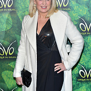 London, England, UK. 10th January 2018. Nicki Chapman arrives at Cirque du Soleil OVO - UK premiere at Royal Albert Hall.