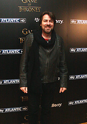 Jonathan Ross arriving for the Q&A, screening of season 3, of Game of Thrones, London, UK, March, 26, 2013.Photo by: i-Images...