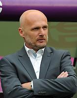 Fotball<br /> EM 2012<br /> 12.06.2012<br /> Tsjekkia v Hellas<br /> Foto: Witters/Digitalsport<br /> NORWAY ONLY<br /> <br /> Trainer Michal Bilek (Tschechien)<br /> Fussball EURO 2012, Vorrunde, Gruppe A, Griechenland - Tschechien