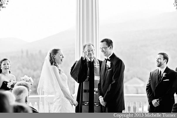 Mt. Washington Hotel Wedding.  Images by New Hampshire Wedding Photographer Michelle Turner.