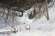 Hurley Falls Winter 2014