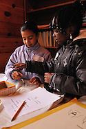 Poughkeepsie Elementary School Class.Science Discovery. Vassar Farm and Preserve.Vassar College
