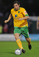 Yeovil - Tuesday, August 11th, 2009: Grant Holt of Norwich City during the Carling Cup 1st Round match at Yeovil. (Pic by Alex Broadway/Focus Images)