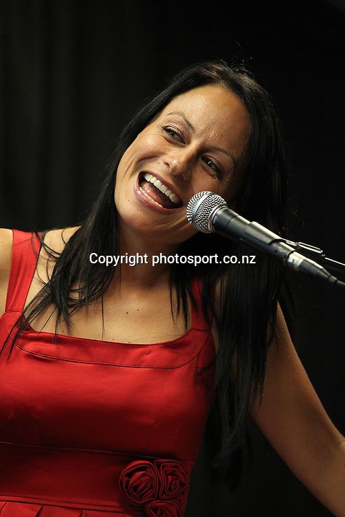 Trina Tamati at the 2012 New Zealand Rugby League Awards at Westpac House, Britomart, Auckland Wednesday, November 7