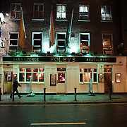Foley's bar and lounge pub, Dublin, Ireland. Photo Tim Clayton