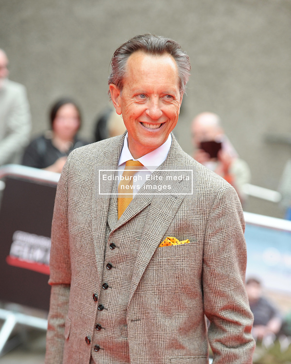 """Pictured: Richard E Grant<br /> <br /> God's Own Country UK Premiere, Wednesday 21st June 2017<br /> <br /> The opening night gala of the Edinburgh International Film Festival featured the UK Premiere of """"God's Own Country""""<br /> <br /> Stars and guests arrive on the red carpet<br /> <br /> (c) AimeeTodd 