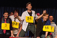 """The Hyde Park Community Players performed the comedy musical, """"The 25th Annual Putnam County Spelling Bee"""" this weekend at the University Church located at 57th and Greenwood.<br /> <br /> 2296 - Geoff Purvis as Chip Antonio<br /> <br /> Please 'Like' """"Spencer Bibbs Photography"""" on Facebook.<br /> <br /> All rights to this photo are owned by Spencer Bibbs of Spencer Bibbs Photography and may only be used in any way shape or form, whole or in part with written permission by the owner of the photo, Spencer Bibbs.<br /> <br /> For all of your photography needs, please contact Spencer Bibbs at 773-895-4744. I can also be reached in the following ways:<br /> <br /> Website – www.spbdigitalconcepts.photoshelter.com<br /> <br /> Text - Text """"Spencer Bibbs"""" to 72727<br /> <br /> Email – spencerbibbsphotography@yahoo.com"""