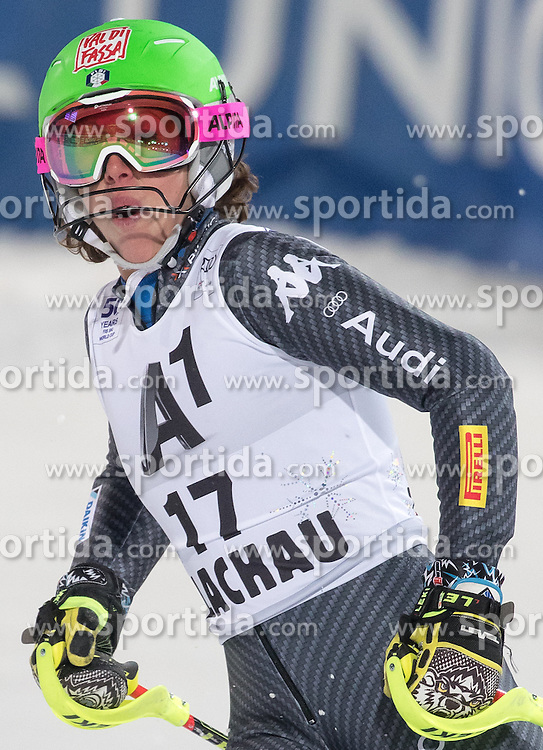 10.01.2017, Hermann Maier Weltcupstrecke, Flachau, AUT, FIS Weltcup Ski Alpin, Flachau, Slalom, Damen, 2. Lauf, im Bild Chiara Costazza (ITA) // Chiara Costazza of Italy reacts after her 2nd run of ladie's Slalom of FIS ski alpine world cup at the Hermann Maier Weltcupstrecke in Flachau, Austria on 2017/01/10. EXPA Pictures © 2017, PhotoCredit: EXPA/ Johann Groder