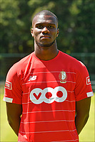 LIEGE, BELGIUM - JULY 10:  <br /> Obbi Oulare of Standard during the 2019 - 2020 season photo shoot of Standard de Liege on July 10, 2019 in Liege, Belgium. (Photo by Johan Eyckens/Isosport)
