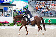 Jasmien de Koeyer - TC Take it Easy<br /> CHIO Rotterdam 2013<br /> © DigiShots