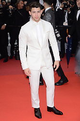 May 18, 2019 - WORLD RIGHTS.Cannes, France, 18.05.2019, 72th Cannes Film Festival in Cannes. The 72th edition of the film festival will run from May 14 to May 25. .Red carpet ''Les Plus Belles Annees D'Une Vie''.NZ. Nick Jonas.Fot. Radoslaw Nawrocki/FORUM (FRANCE - Tags: ENTERTAINMENT; RED CARPET) (Credit Image: © FORUM via ZUMA Press)