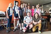 Spinningmarathon TeamGotcha Fryslân Alpe d 'HuZesn Team Gotcha Frysân