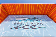 Great Park Ice Rink Signage