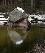 Merced River, Yosemite National Park, California, USA