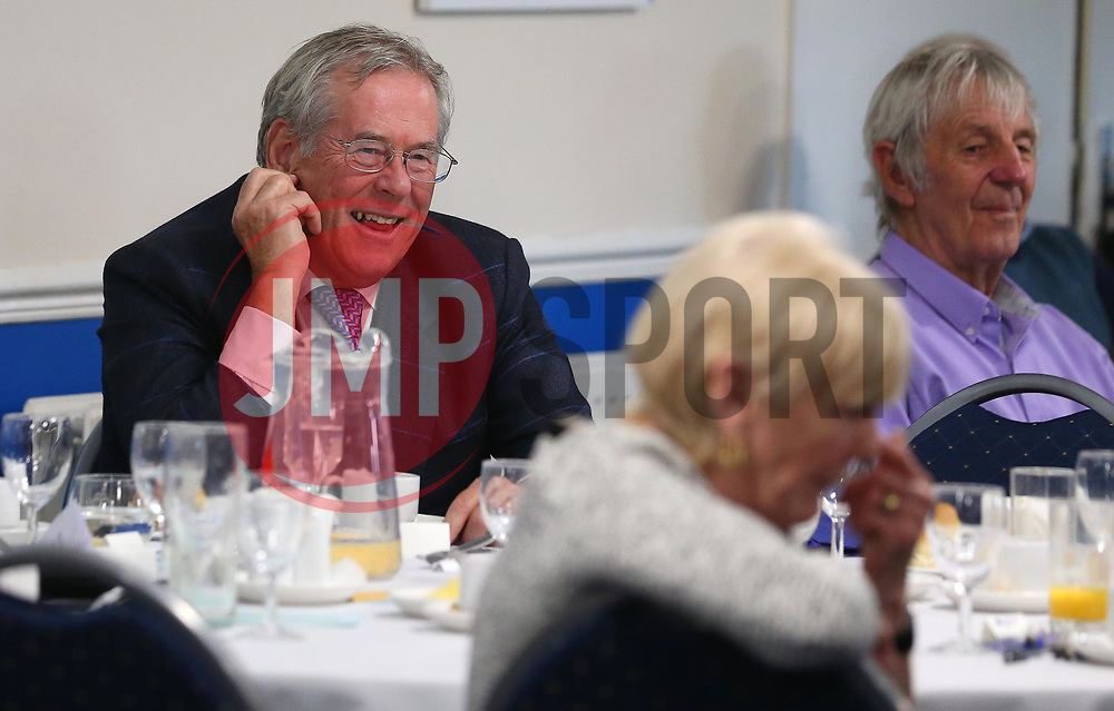Steve Hamer chairman of Bristol Rovers FC in attendance at the Blue Diamond Club Lunch in the Poplar Insulation Suite at The Memorial Stadium - Mandatory by-line: Robbie Stephenson/JMP - 21/09/2017 - FOOTBALL - Memorial Stadium - Bristol, England - Bristol Rovers v  - Bristol Rovers Blue Diamond Club Lunch