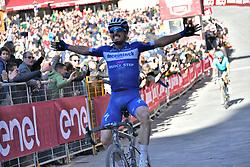 March 9, 2019 - Siena, Italia - Foto Gian Mattia D'Alberto / LaPresse.09-03-2019 Siena.Sportciclismo.Gara ciclistica Strade Bianche 2019 .nella foto: il vincitore Julian ALAPHLIPPPE (Fra, Deceuninck-QuickStep)..Photo Gian Mattia D'Alberto  / LaPresse.2019-03-09 SienaSportCycling.Strade Bianche 2019 .in the photo: the winner Julian ALAPHLIPPPE  (Credit Image: © Gian Mattia D'Alberto.Gm D&Quot/Lapresse via ZUMA Press)