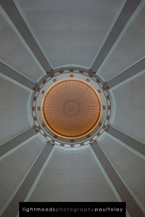 The Dome, Union Station, Winnipeg, Canada
