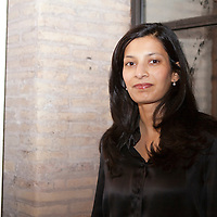 "Priya Basil, English writer at the ""Casa Della Letteratura"", Rome, Italy. Taken 15th December 2011<br /> <br /> Picture by Steve Bisgrove/Writer Pictures<br /> <br /> WORLD RIGHTS"