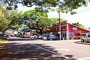Koloa town, Kauai, Hawaii